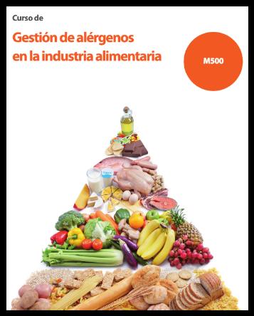 Gestión de alérgenos en la industria alimentaria