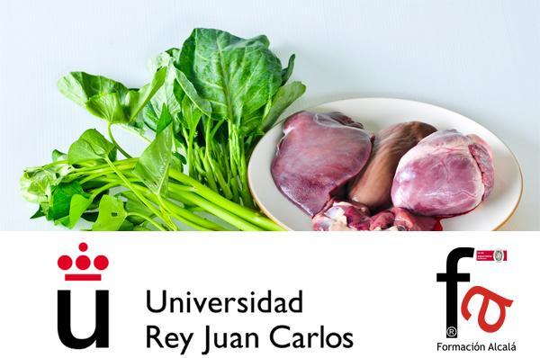 CERTIFICADO POR LA UNIVERSIDAD REY JUAN CARLOS. Curso superior en alimentación y nutrición