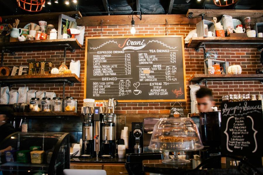 Gestión del Bar-Cafetería