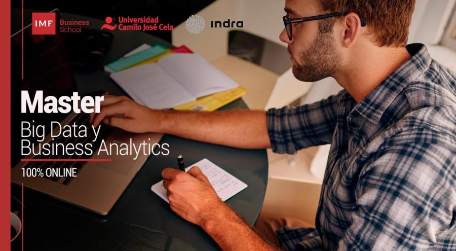 Máster en Big Data y Business Analytics - IMF / INDRA