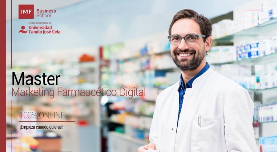 Máster en Marketing Farmacéutico Digital