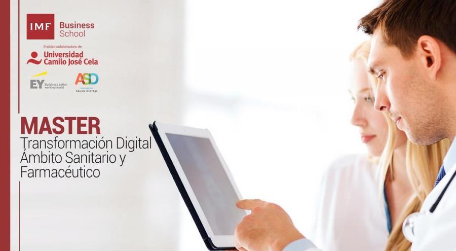 Máster en Transformación Digital en el Sector Salud y Farmacéutico - IMF / Ernst&Young