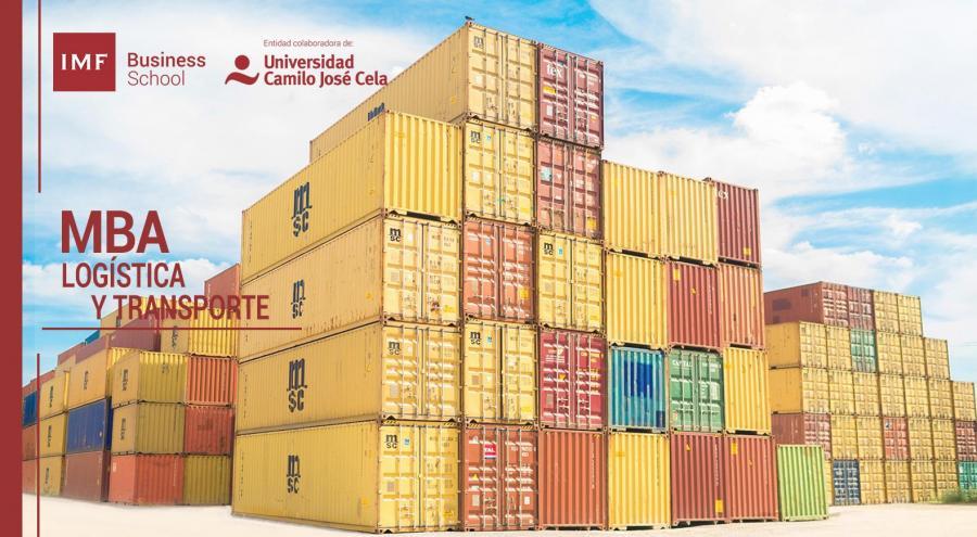 Máster en Dirección y Administración de Empresas (MBA), Especialidad en Logística y Transporte