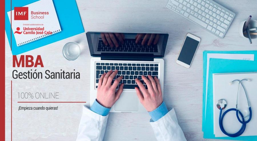 Máster en Dirección y Administración de Empresas (MBA), Especialidad en Gestión Sanitaria