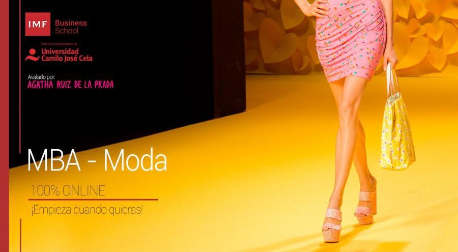 Máster en Dirección y Administración de Empresas (MBA), Especialidad en Moda